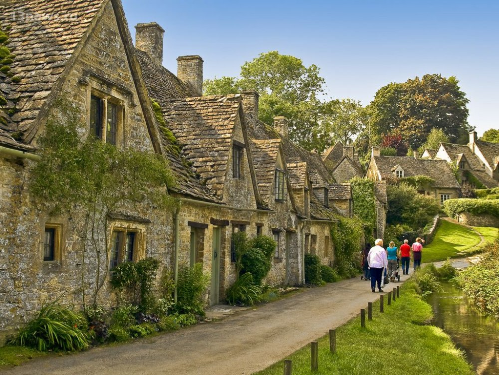 красивые деревни англии фото