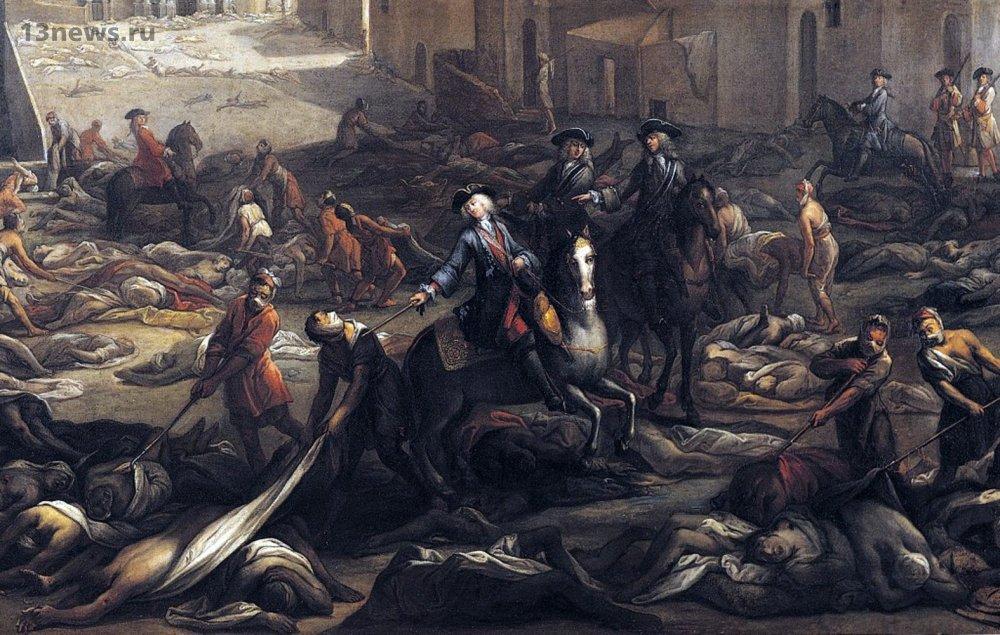Пандемия. Как это было в XIV и происходит в XXI веке