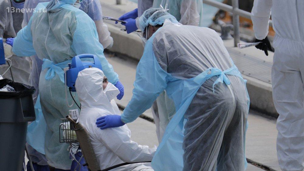 Смертность от эпидемии в Италии выросла на 919, это самый высокий показатель за день с начала вспышки...