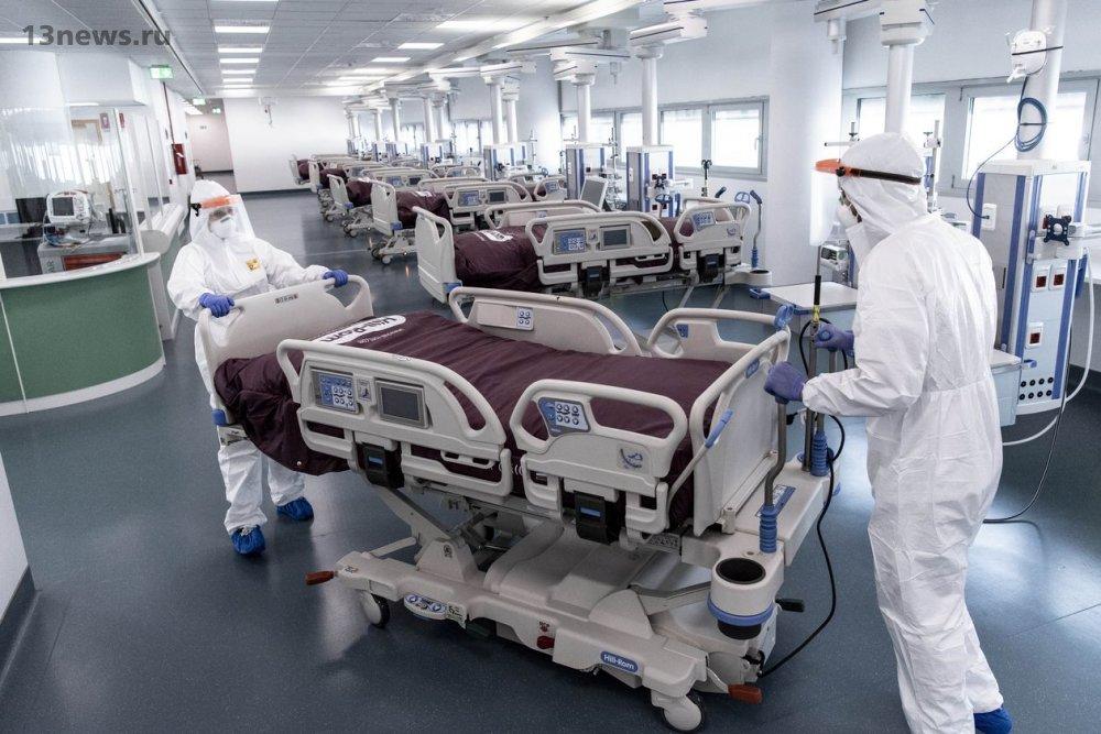 В США рассчитали сколько умрут в стране людей за 4 месяца от вируса