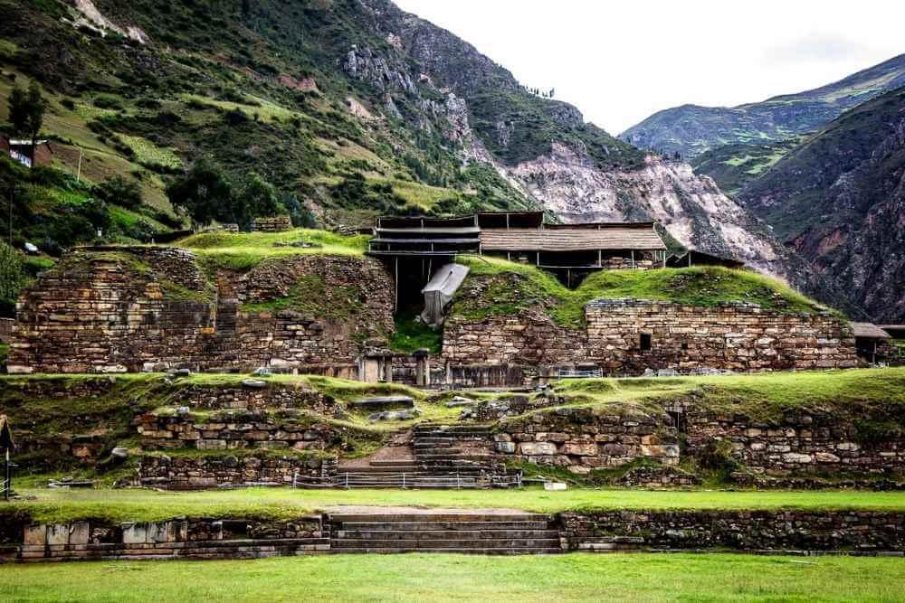 Чавин-де-Уантар – центр древней цивилизации