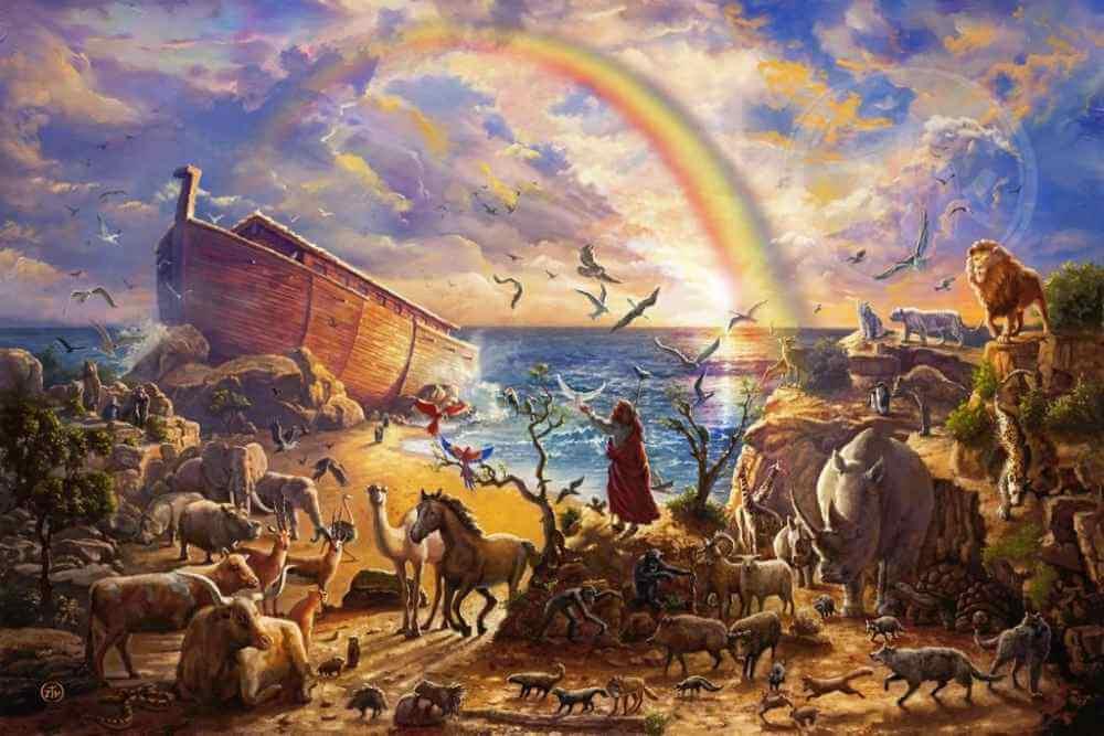 Express: ученые из Турции и США уверены в том, что им удалось отыскать Ноев ковчег