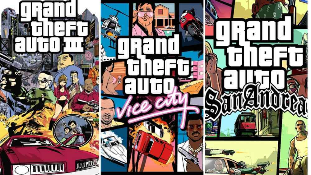 Обновленная трилогия Grand Theft Auto может выйти 7 декабря